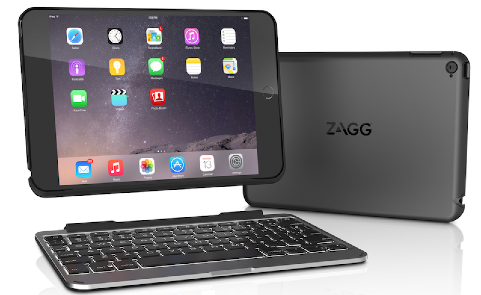Zagg Announces Two Keyboard Cases For Ipad Pro Mac Rumors