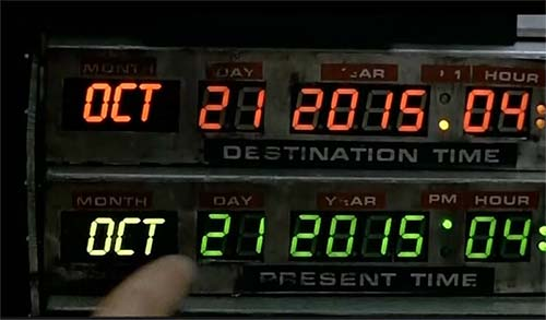 Back to the Future Part II (1989) - source: Universal Pictures