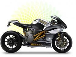 Mission Motors Em Electric Motorcycle