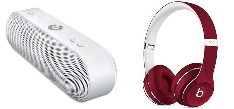 beats speaker and headphones