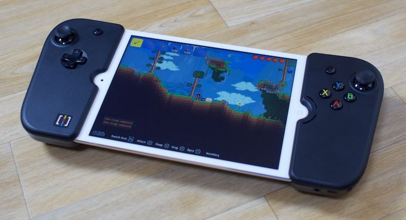 Review The Gamevice Turns Your Ipad Mini Into A Portable