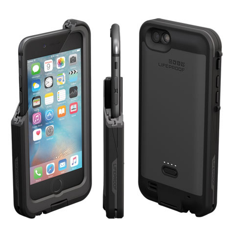 lifeproof for iphone 6 lifeproof unveils frē power waterproof battery for 15623