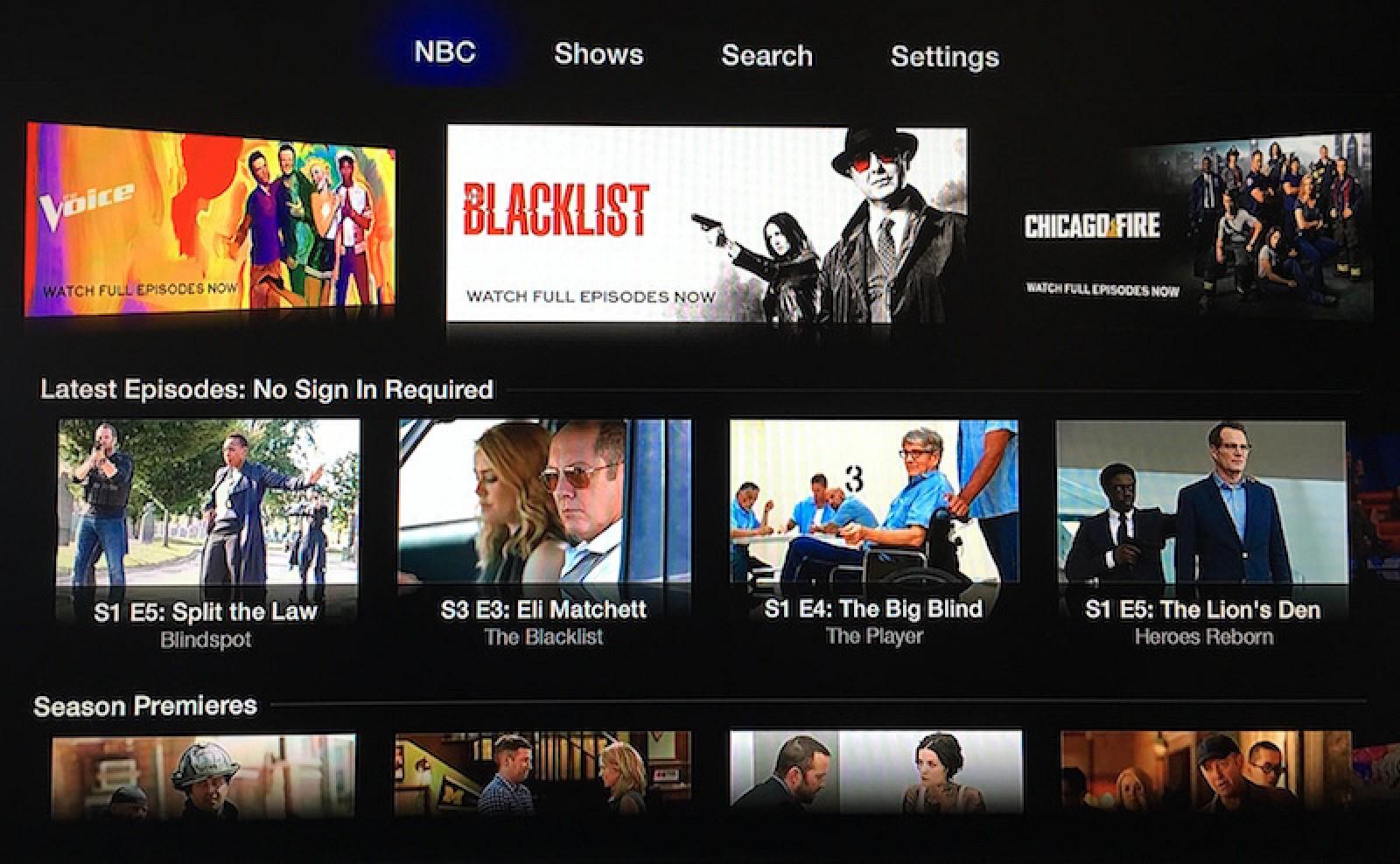 Apple Tv Gevinster Cbs All Access, NBC, og efter mål-3767