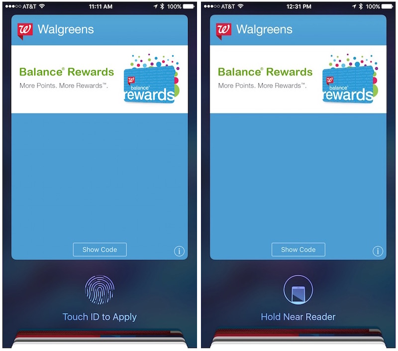 Walgreens Gearing Up for Apple Pay-Linked Loyalty Rewards Cards ...