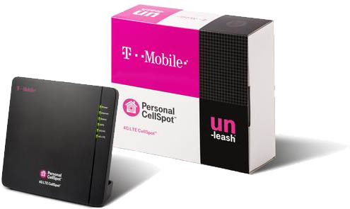 T-Mobile Launches New 4G LTE CellSpot, Free for Simple