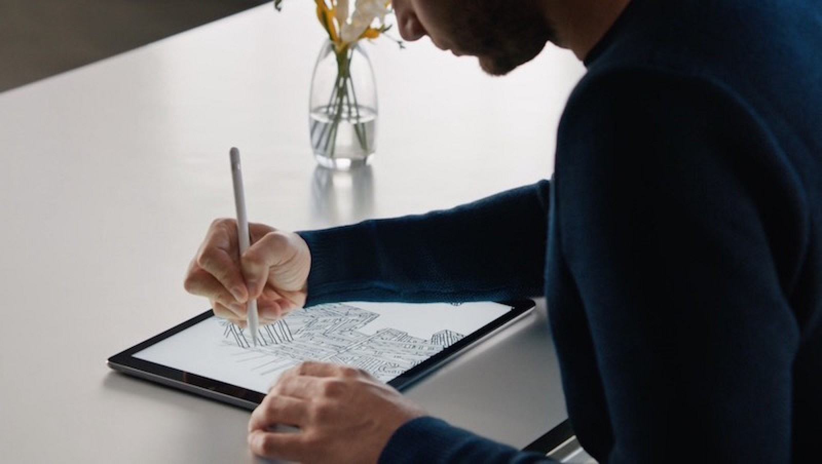 Jony Ive On Apple Pencil A Natural And Familiar