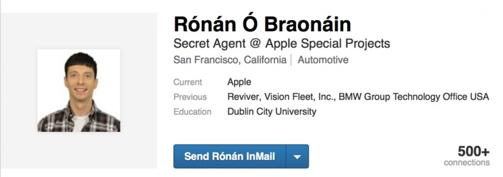 Apple Hires Engineer From Digital License Plate Company ...