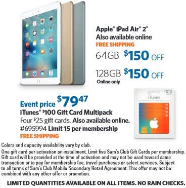sams club iphone sam s club announces savings event with iphone 6s 8590