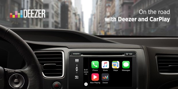 Deezer Announces CarPlay Support Available Today for Paid