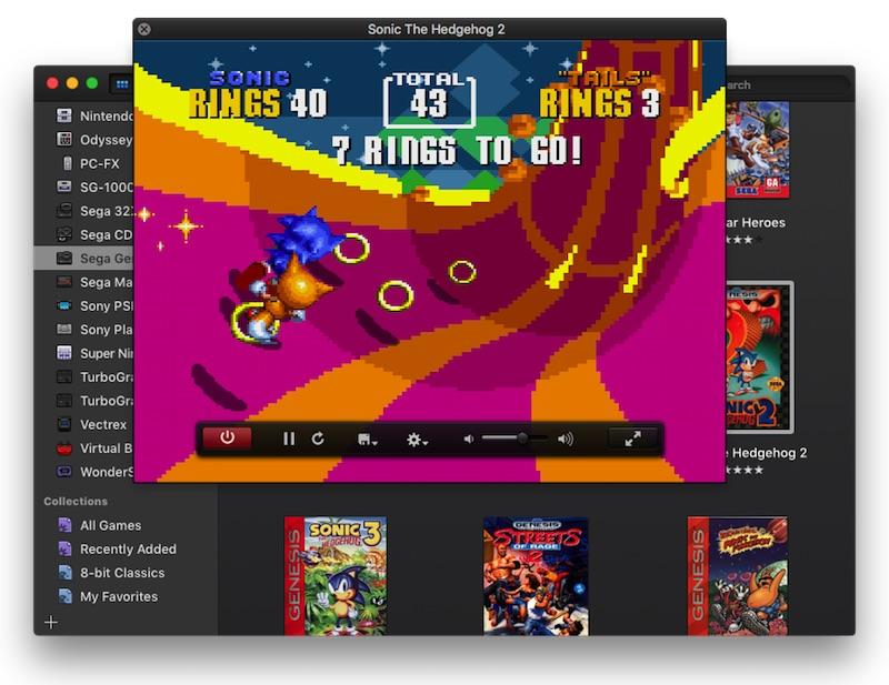 sega genesis emulator iphone 6