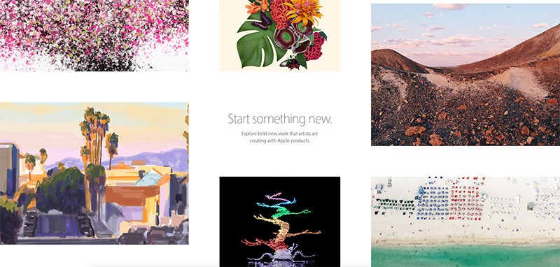 Start-Something-New-Apple