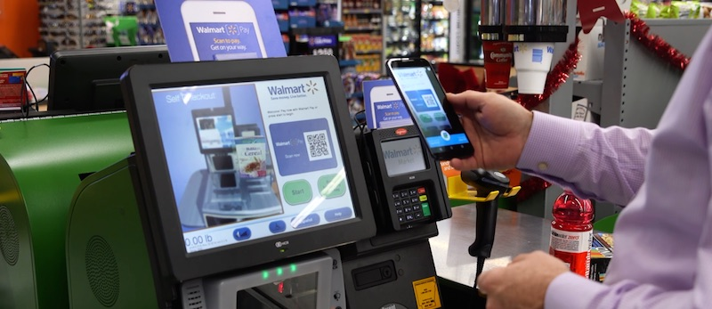 Walmart Pay 'Close to Surpassing' Apple Pay in U S  Mobile Payments