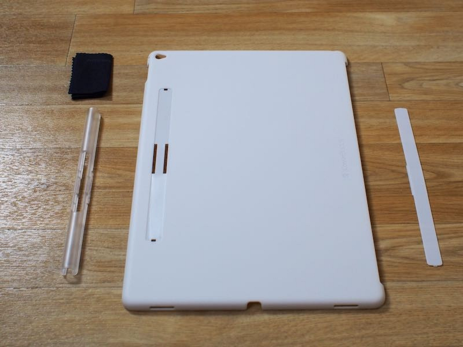 pretty nice d61c2 a6643 SwitchEasy CoverBuddy for iPad Pro Review - MacRumors