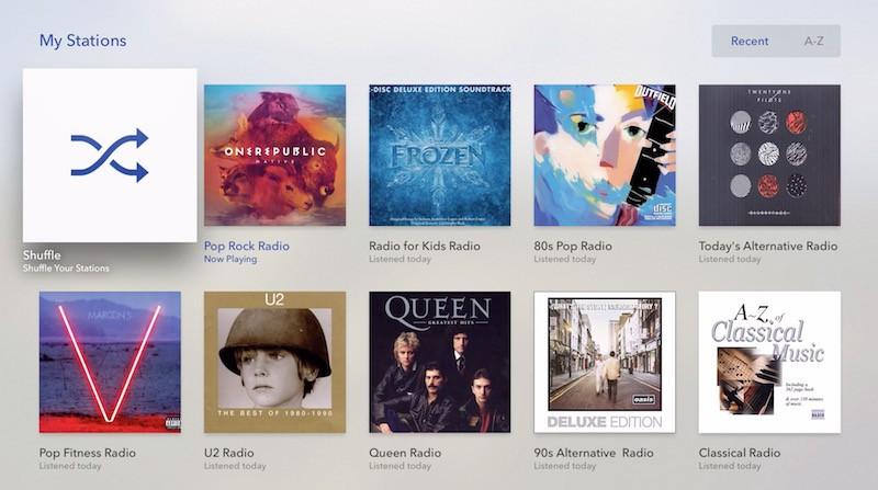 Pandora Launches App for the New Apple TV - MacRumors