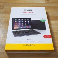 cd858ad251a Review: Zagg's Slim Book More Than Doubles the Weight of the iPad Pro, but  Keyboard is Great