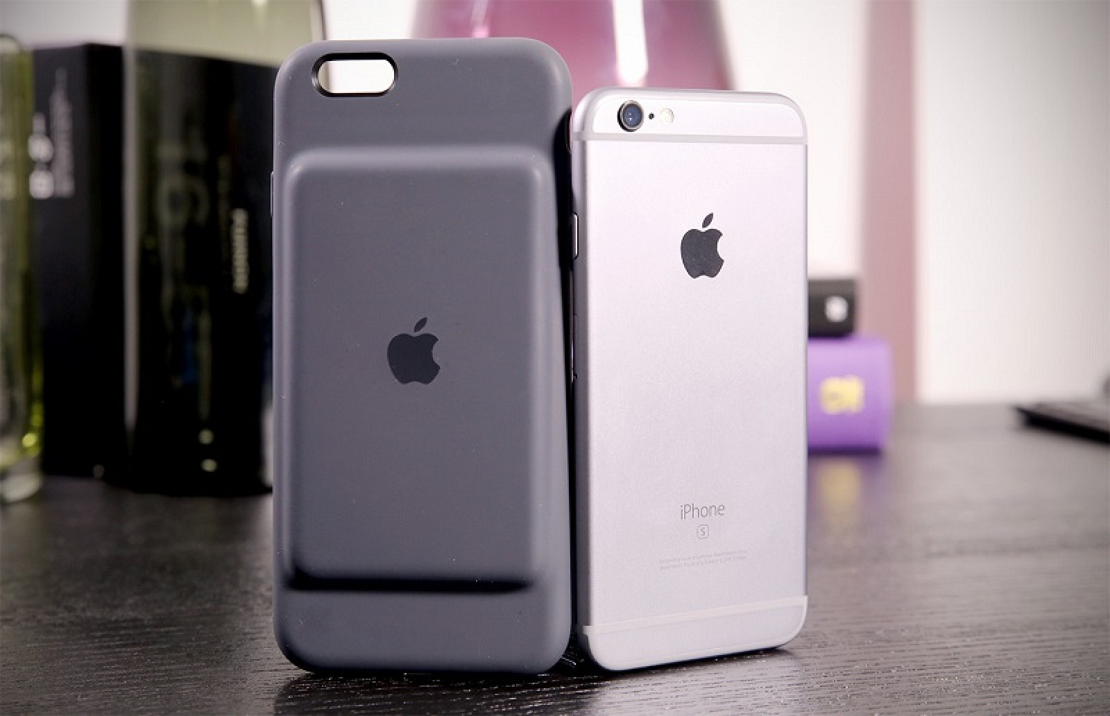 Iphone 8 Charging Case >> Apple's iPhone 6s Battery Case: iOS Integration Is Nice, but Better Options Exist - Mac Rumors