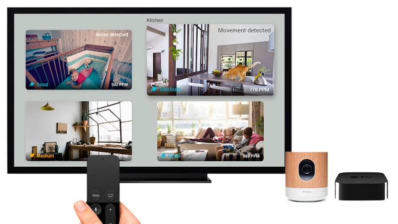 withings home review new apple tv app and baby monitor features make a solid. Black Bedroom Furniture Sets. Home Design Ideas