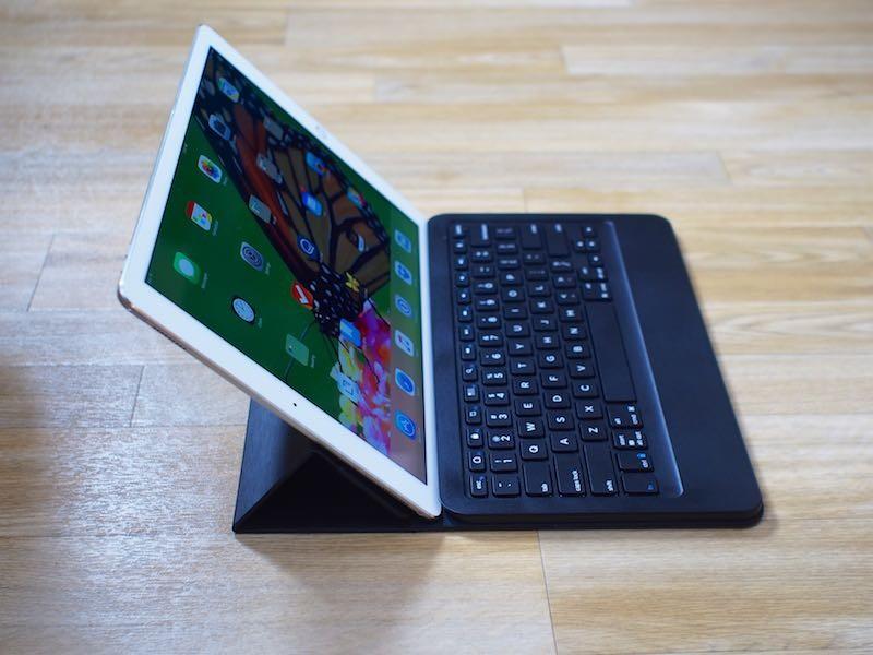 19484e8c77c Zagg Messenger Universal Keyboard for iPad Pro Review - MacRumors