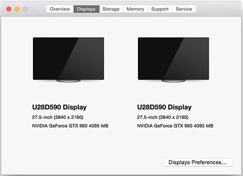 4K and 5K Display Buyer's Guide for Macs - MacRumors