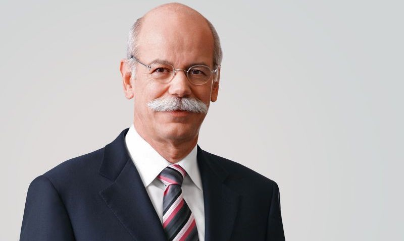 daimler ceo impressed by silicon valley s progress on automobile