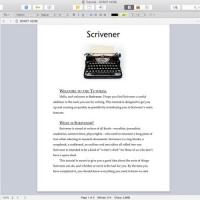 scrivener mac crack