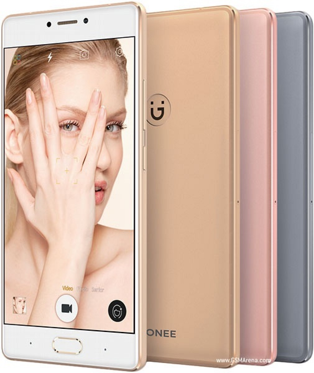 Copycat Android Phone From Gionee Includes 3D Touch Quick