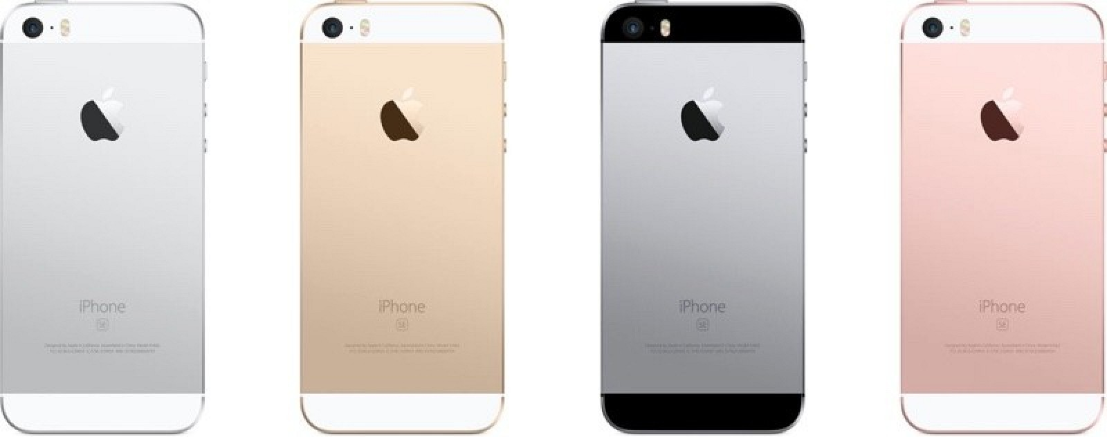 Iphone Se Front And Back