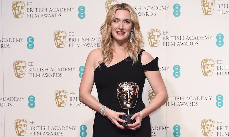 kate winslet BAFTA