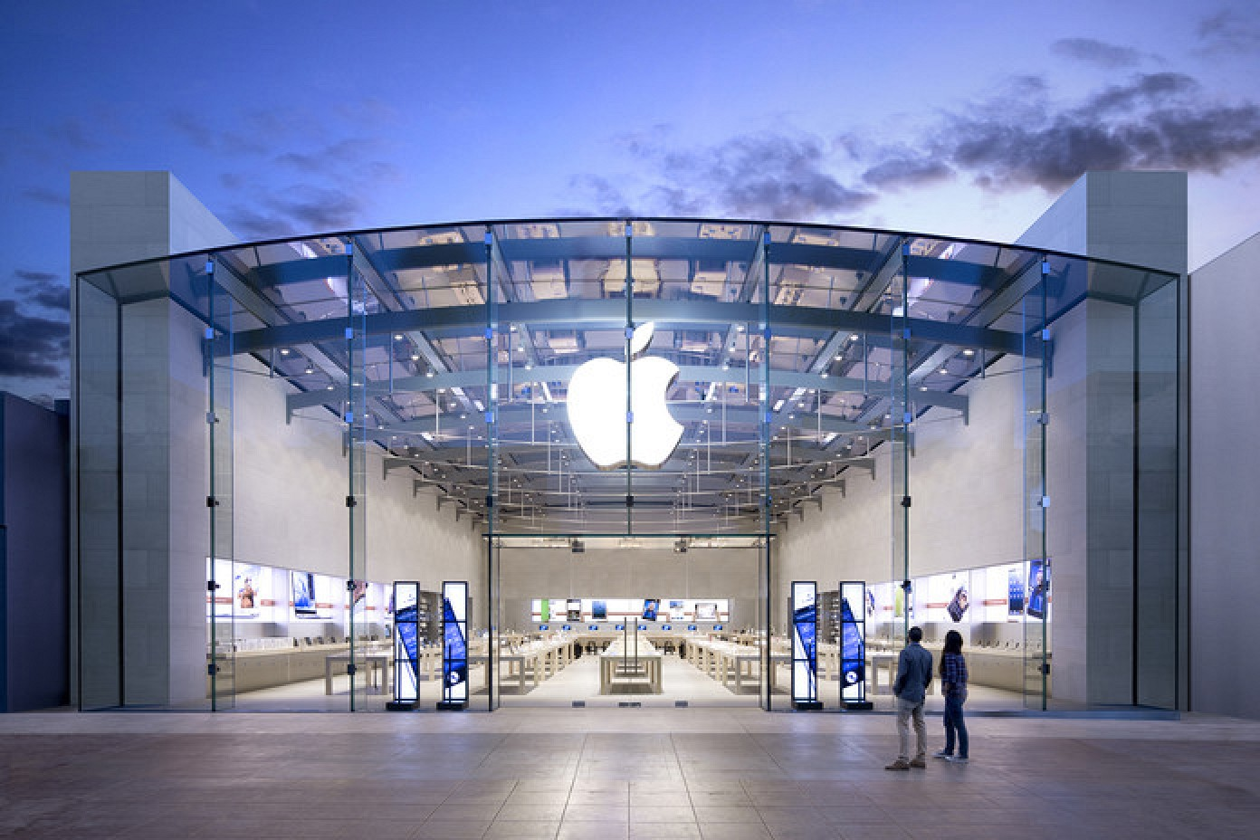 Apple Store Openings this Month: The Westchester, Third Street Promenade, Bangkok, and Likely Champs-Élysées