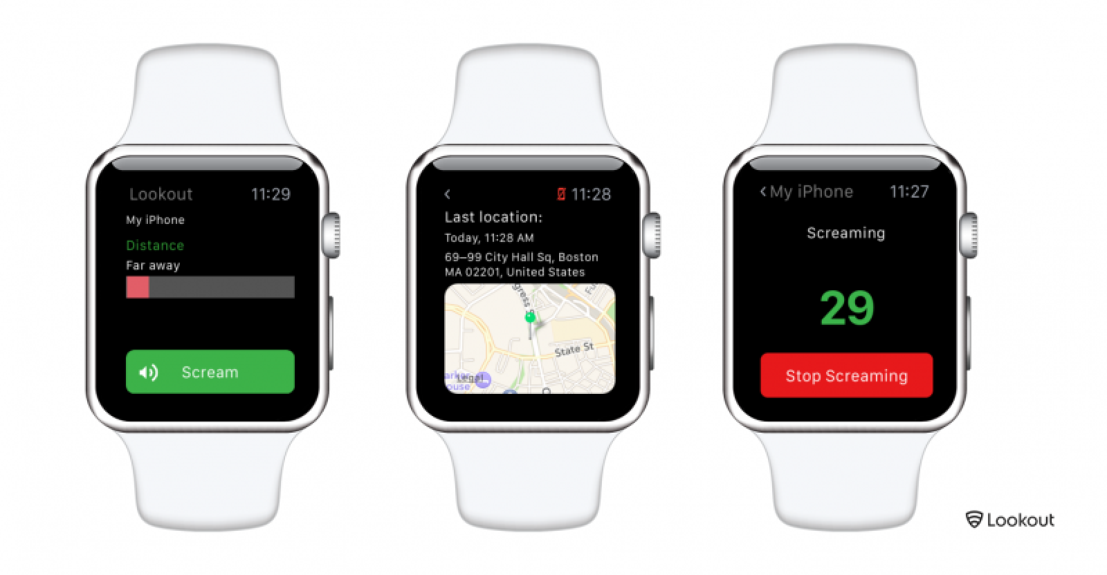Apple Watch 'Lookout' App Helps Users Find a Misplaced ...  Iphone Watch Phone
