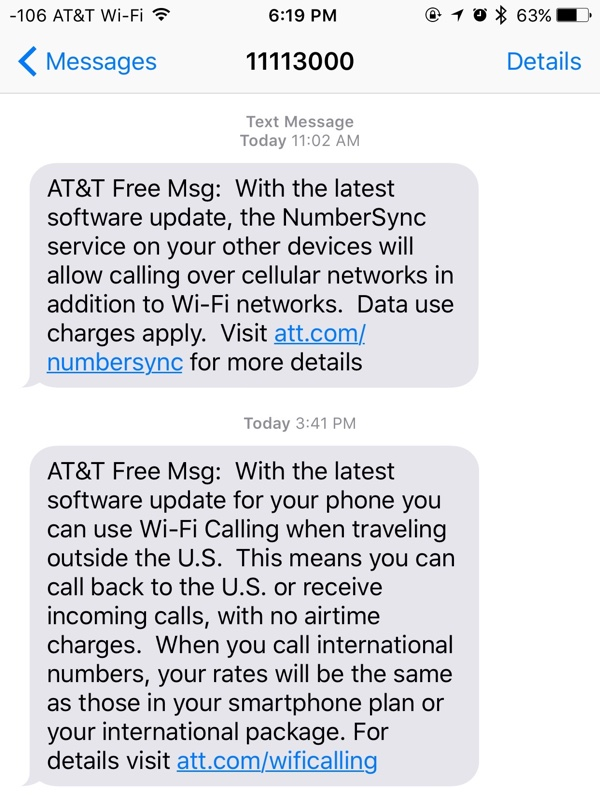 Att Expands Wi Fi Calling To Cover International Calls To Us When