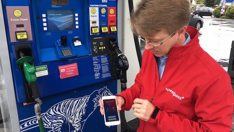 exxonmobil apple pay