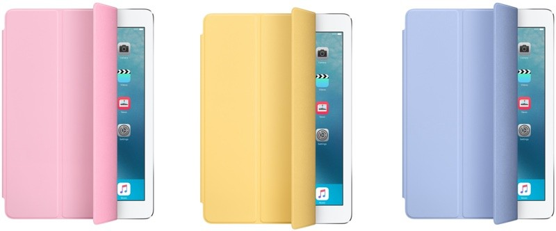 iPad Air 2 Smart Covers Not Recommended for 9.7-inch Pro