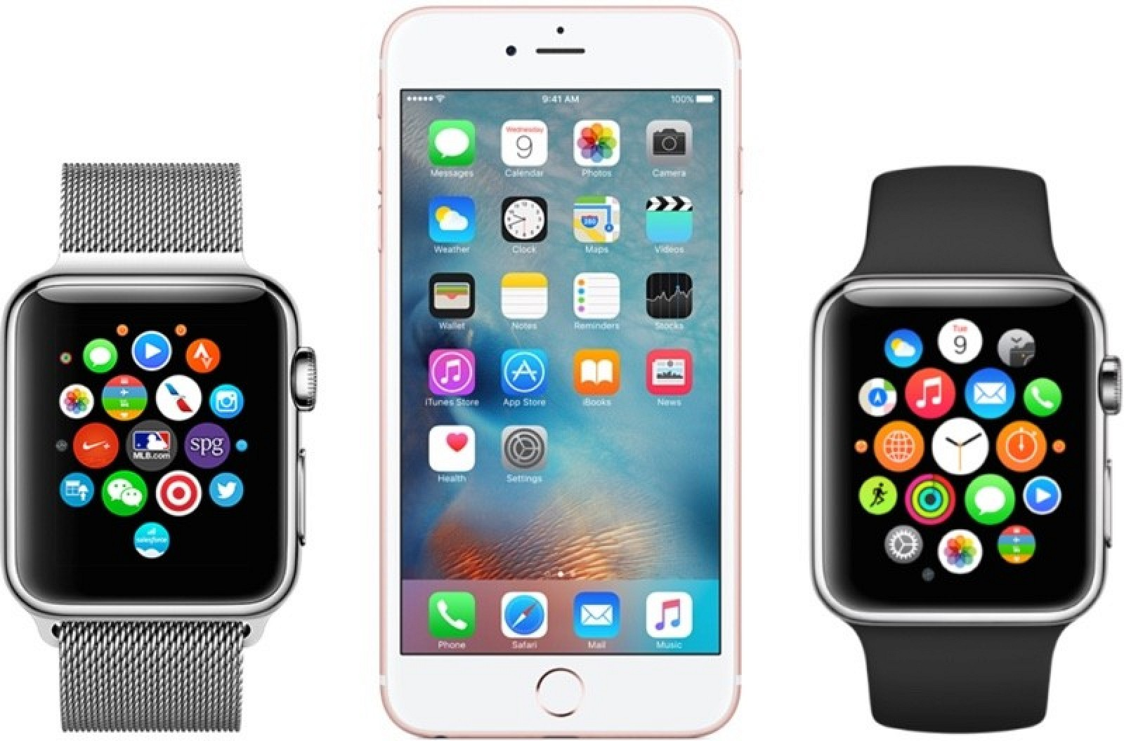 apple watch iphone apple 2 rumored to include cellular connectivity 6350