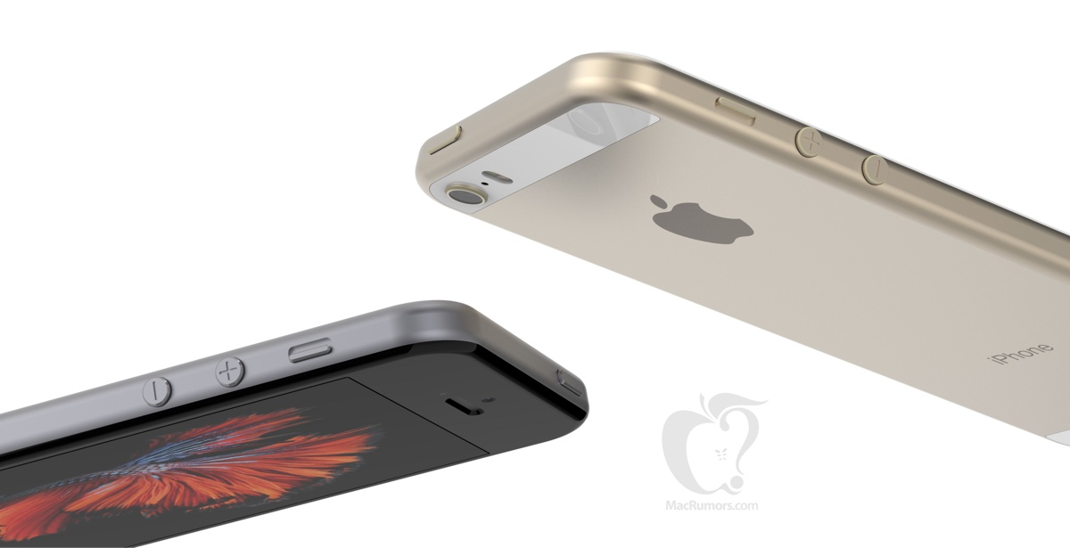 Reconciling The Rumors What IPhone SE Might Look Like