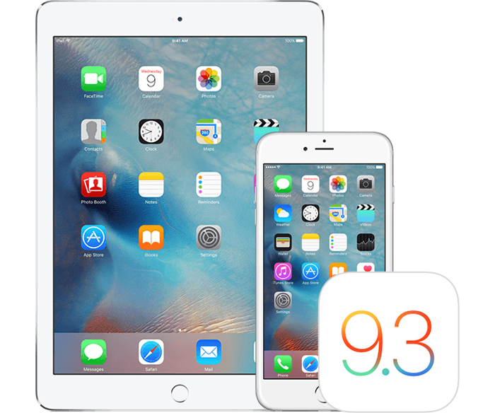 Apple Releases iOS 9.3.5 With Fix for Three Critical Vulnerabilities