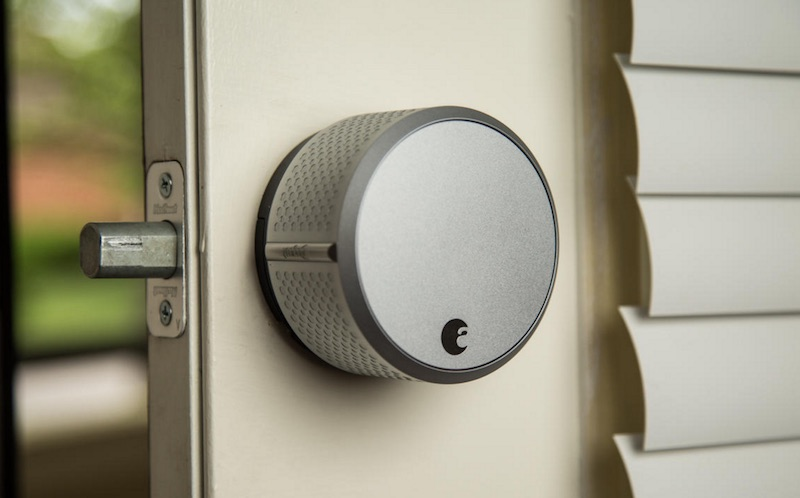 August Launches 229 Smart Lock With Homekit Support And Updated Design