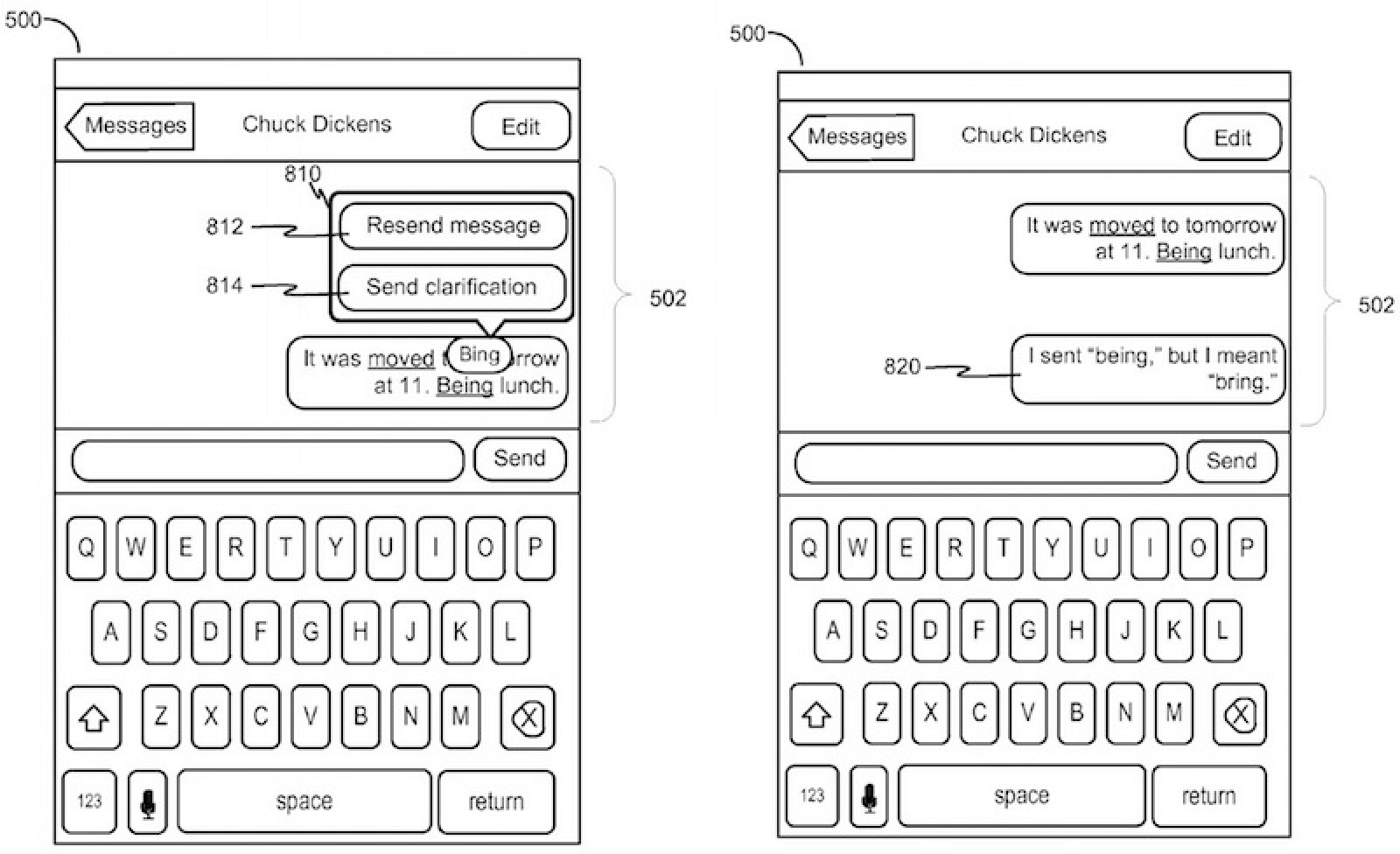 Apple Looks to Streamline Clarification of Awkward