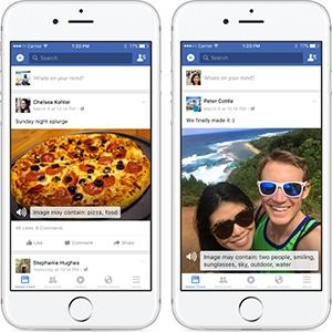 Facebook-blind