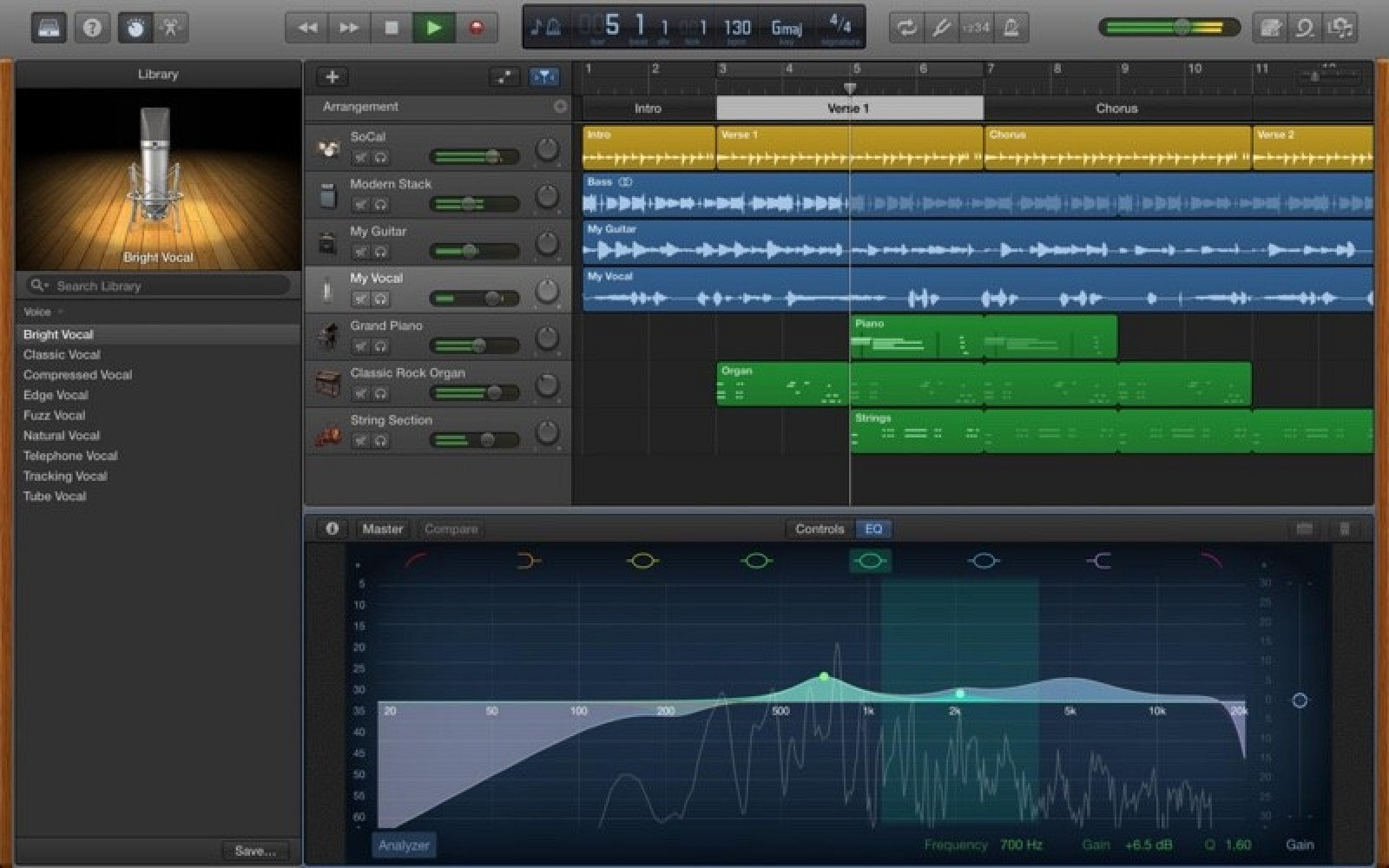 Garageband For Mac Updated With Music Memos Support 2 600