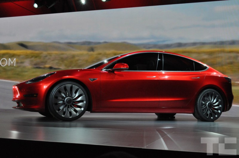 The Model 3 Will Also Feature Autopilot For Isted Driving And Be Future Proof Self Road Use Shipping Begins Late 2017 By Which Time Tesla