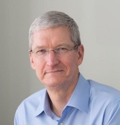 photo image Apple's Tim Cook and More Than 100 CEOs Urge Congress to Protect Dreamers