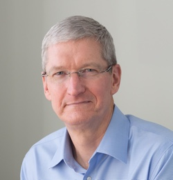 Apple CEO Tim Cook Pledges Support to Employees Affected by DACA