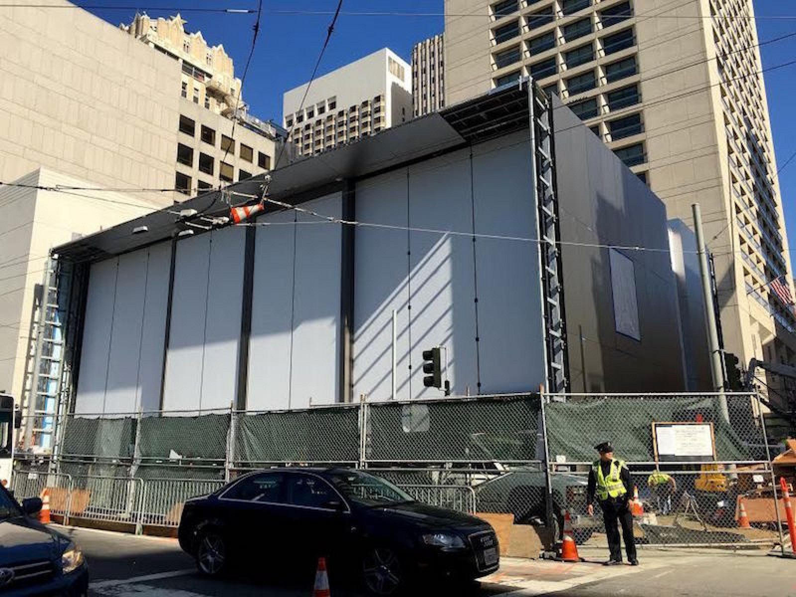 Apple S New Flagship Union Square Store In San Francisco