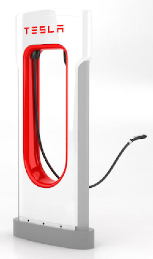 Apple In Talks About Charging Stations For Electric