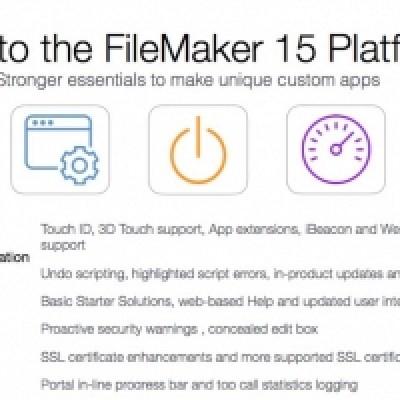 FileMaker on MacRumors