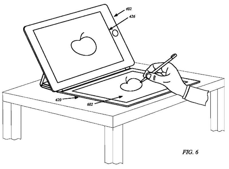 Apple Patents Advanced Ipad Covers With Customizable Displays And