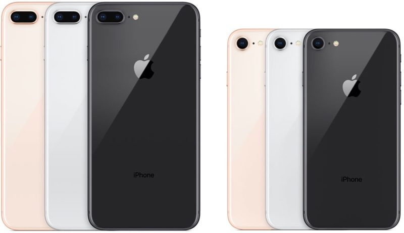 Apple Used A Seven Layer Ink Process To Add Color The Glass Giving IPhone 8 And Plus Rich Depth Of An Oleophobic Coating Ensures That