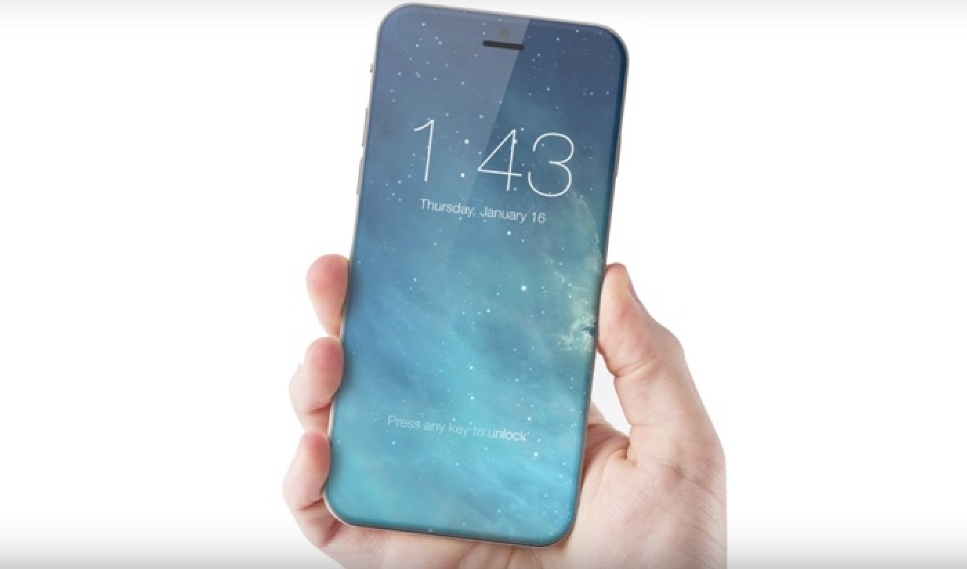 Apple Said to Debut Three Glass-Backed iPhone 8 Models ...