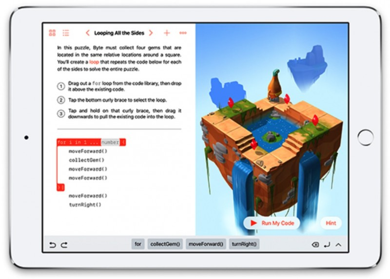 Apple Updates Swift Playgrounds With New 'What's Next